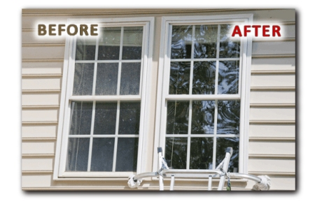 window cleaning new canaan, window washing fairfield county